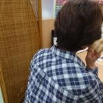 まちゼミ開催『耳温灸でストレス発散』H28.5.10